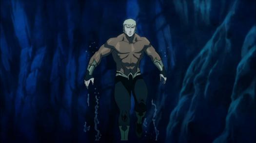 Aquaman-My Friends Need Me!