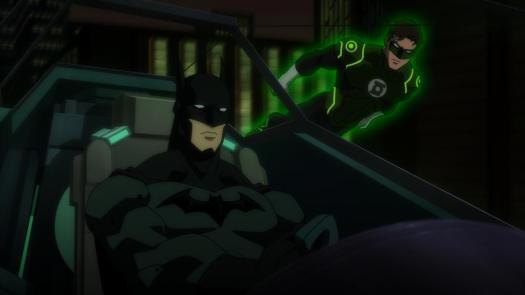Batman-I'm Busy, G.L.!