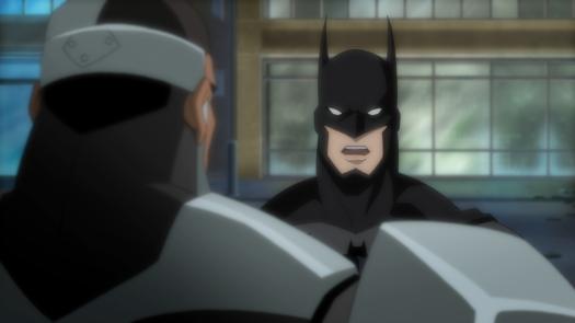 Batman-Let's Expose Orm's Treachery!