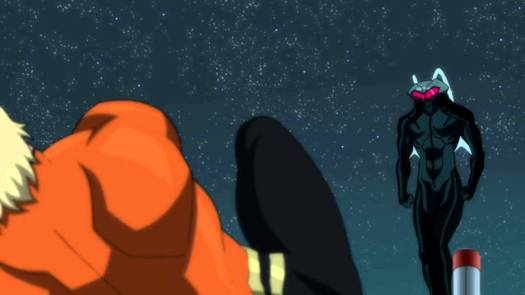 Black Manta-You Won't Interfere With The Plan!