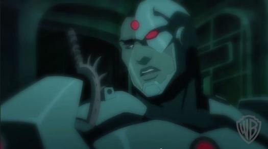 Cyborg-Gotta Retreat!
