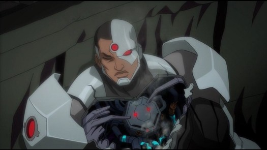 Cyborg-On Death's Doorstep!