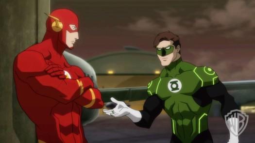Flash-Rounding Up G.L.! (2)