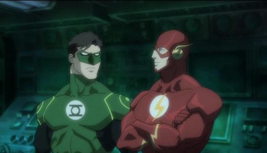 Green Lantern & Flash-Brave & Bold, Indeed!