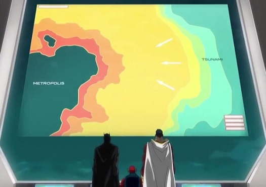 Justice League-Disaster Is Approaching Metropolis Again! (2)