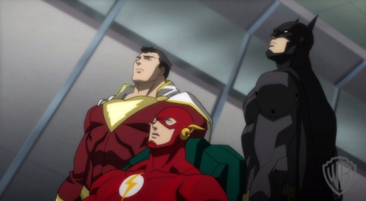 Justice League-Disaster Is Approaching Metropolis Again!