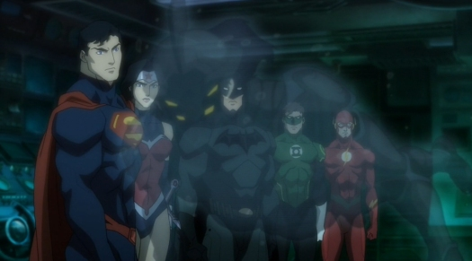 Justice League-Gonna Piece It Together!