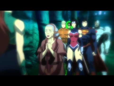 Justice League-Help From A Cameo!