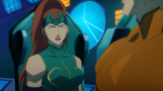 Mera-Off To Reunite Arthur With The Queen!