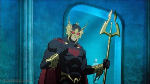 Ocean Master-Behold My True Form!