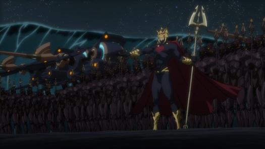 Ocean Master-The Atlantean Invasion!