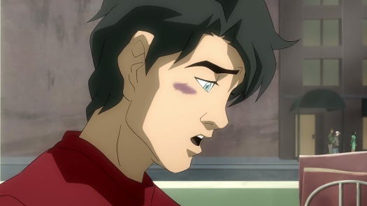 Billy Batson-Being Good Just Doesn't Seem To Work Out!
