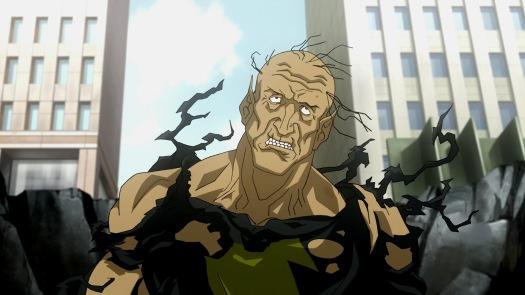 Black Adam-Dead!