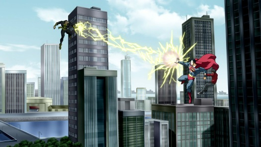 Black Adam-I've Got A Kryptonian On The Ropes!