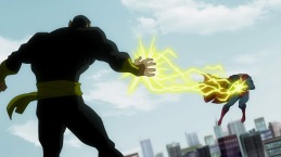 Black Adam-Light 'Em Up!