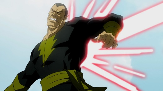 Black Adam-More Heat Vision Upon Thee!