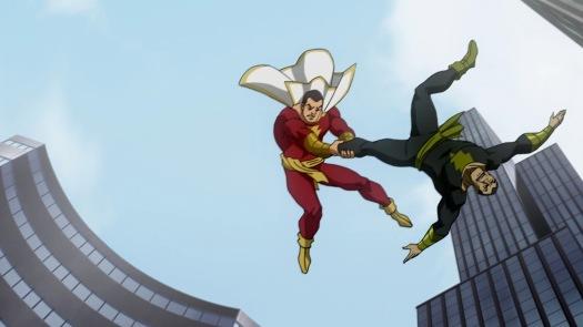 Captain Marvel-I'm No Longer Weak!