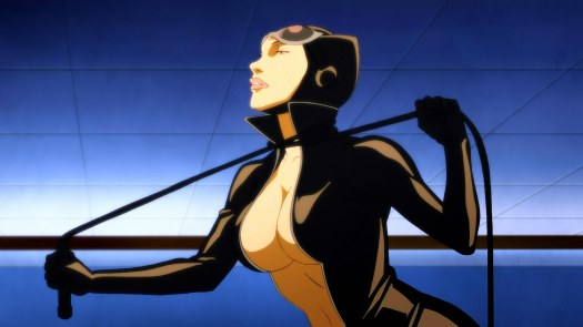 Catwoman-Let The Misleading Seduction Begin!