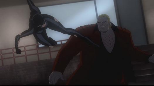 Catwoman-Locked In Final Battle!