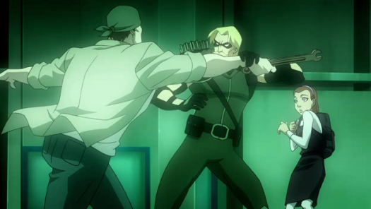 Green Arrow-Beyond The Call Of A Bodyguard!