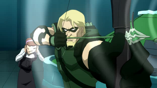 Green Arrow-Enter Vertigo!