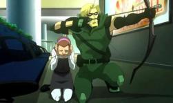 Green Arrow-Let's Make That Escape!