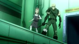 Green Arrow & Princess Perdita-No More Goon Squad!