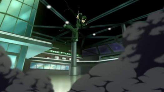 Green Arrow-Tally Ho!