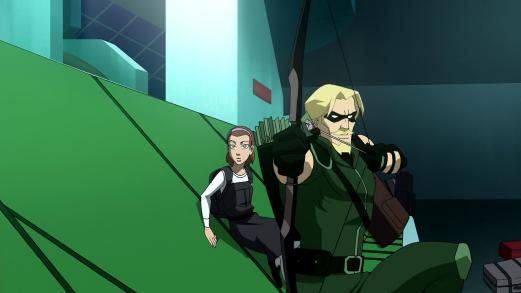 Green Arrow-The Final Showdown!
