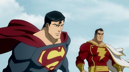 Superman & Captain Marvel-United As One!