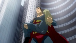 Superman-I've Got You, Miss!