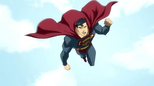 Superman-Knuckle Sandwich Express!