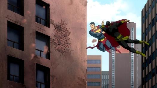 Superman-Let's Rumble!
