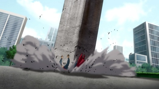 Superman-Smacked Down!