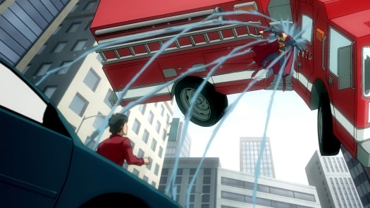 Superman-To The Rescue!