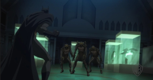 Batman-Fight At The Museum!