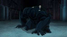 Batman-Get To Work, Alfred!
