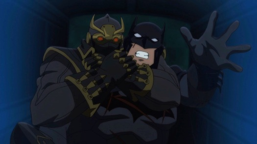 Batman-In The Clutches Of The Talons!