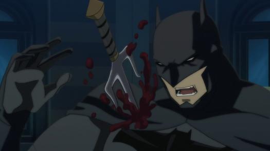 Batman-Not Going Good!