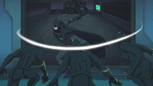 Batman-Off Towards One Last Chance!