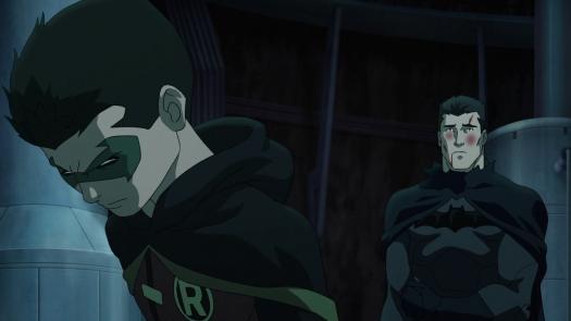 Batman & Robin-Far From Being United As One!