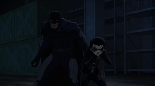 Batman & Robin-Together Against Toys!