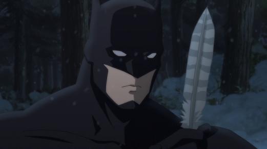 Batman-The First Clue!