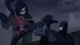 Batman vs. Robin-The Brawl Is On!