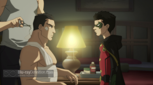 Bruce Wayne-You're In Trouble, Damian! (2)