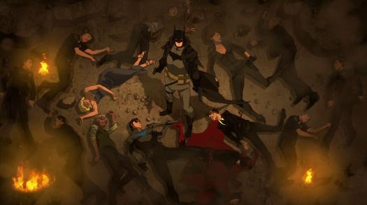 Damian Wayne-The Once & Future Armageddon!