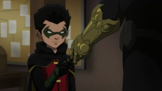 Robin-I Can Contact Talon!