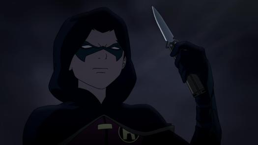 Robin-Justice Or Vengeance!