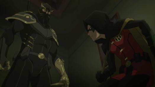 Robin & Talon-Struggle Between Justice & Vengeance!