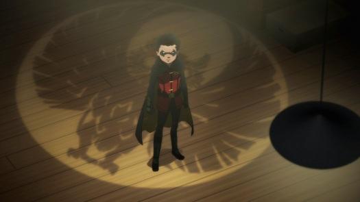 Robin-The Temptation Begins!